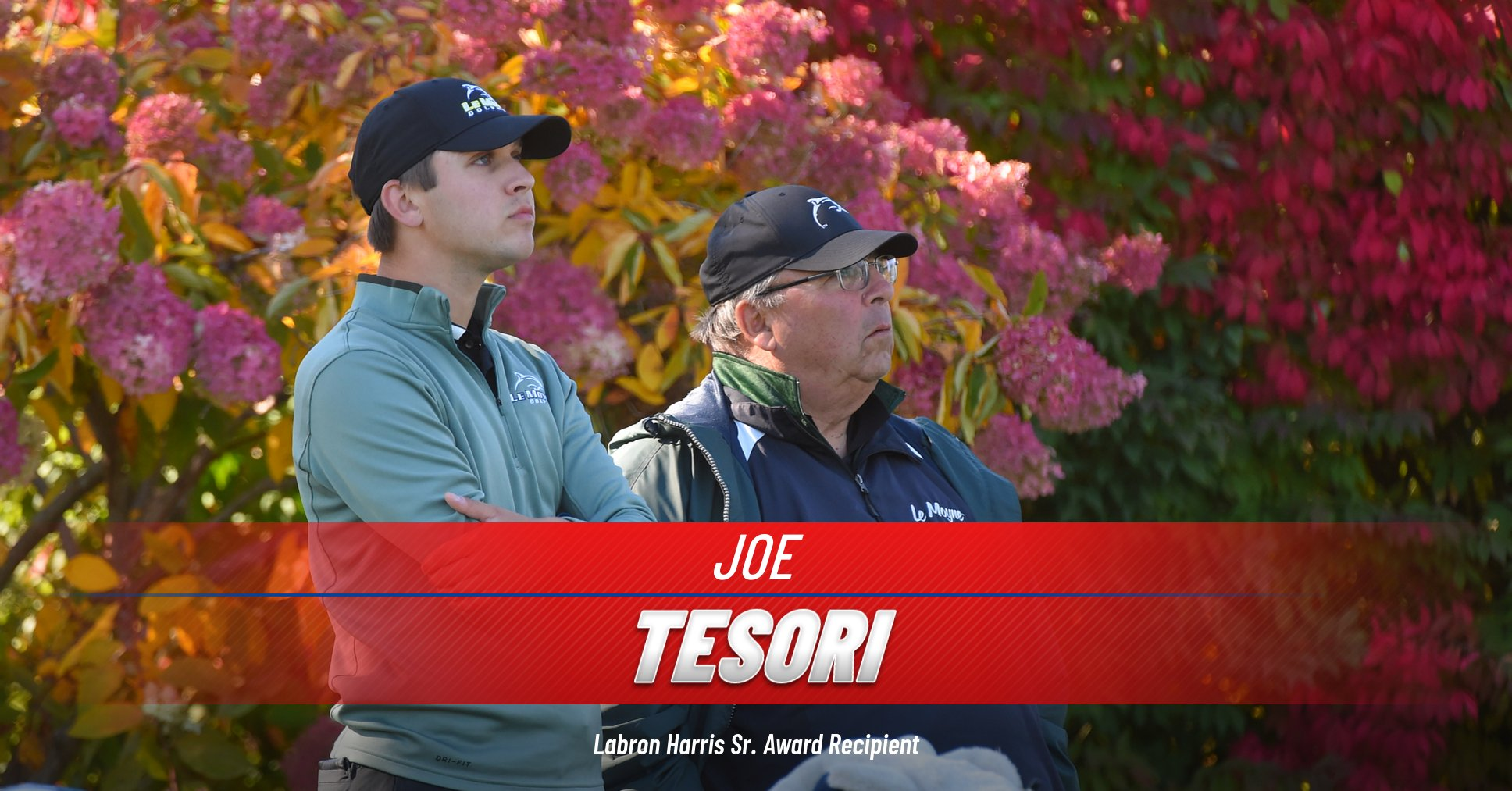 Joe Tesori of Le Moyne College Named Labron Harris Sr. Award Recipient